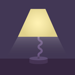 Screen Light Table Lamp icon