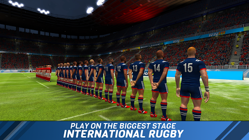 Rugby Nations 18 APK screenshot 1