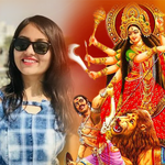 Navratri Photo Frame & Dp Maker 2018 icon