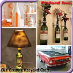Creative Recycled Crafts icon