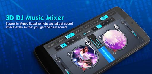 3D DJ – DJ Mixer 2019 pc screenshot
