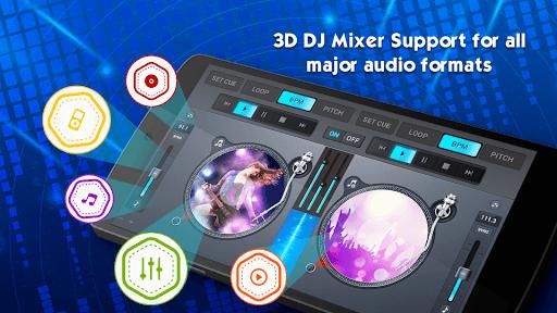 3D DJ – DJ Mixer 2019 APK screenshot 1