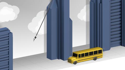 Rope'n'Fly 4 APK screenshot 1