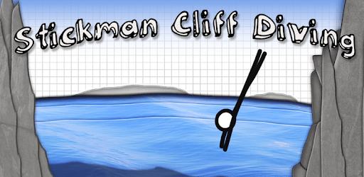 Stickman Cliff Diving pc screenshot
