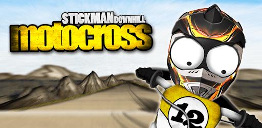 Stickman Downhill Motocross pc screenshot
