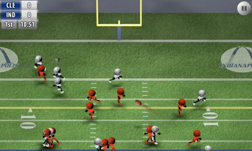 Stickman Football - The Bowl APK screenshot 1