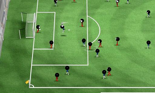 Stickman Soccer 2016 APK screenshot 1
