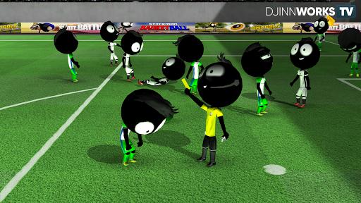 Stickman Soccer 2018 APK screenshot 1