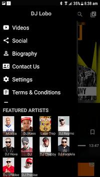 DJ Lobo APK screenshot 1
