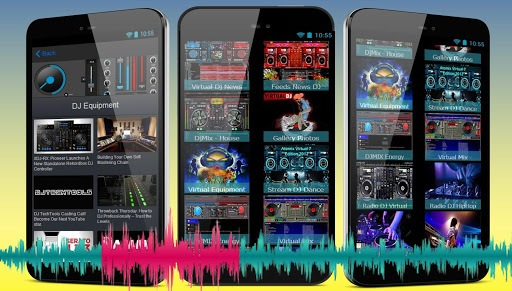 Resources For Virtual DJ APK screenshot 1