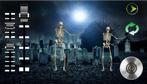 DJ Music for dancing skeleton apk screenshot 2