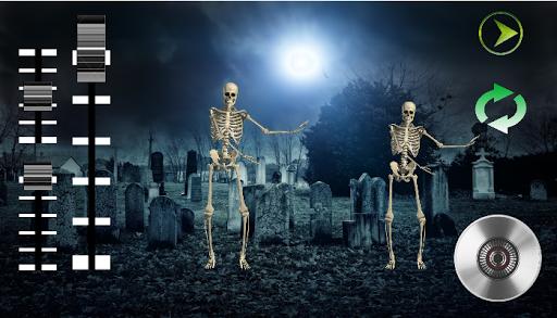 DJ Music for dancing skeleton pc screenshot 2