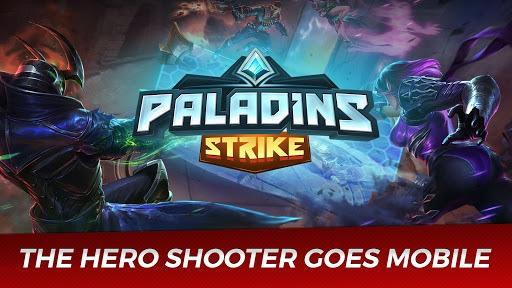 Paladins Strike APK screenshot 1
