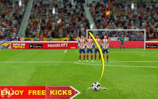 Soccer Football Flick Worldcup Champion League APK screenshot 1