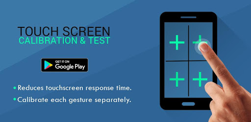 Touch Screen Calibration & Test pc screenshot