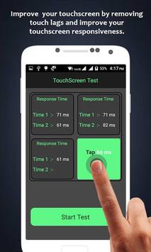 Touch Screen Calibration & Test APK screenshot 1