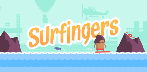 Surfingers pc screenshot