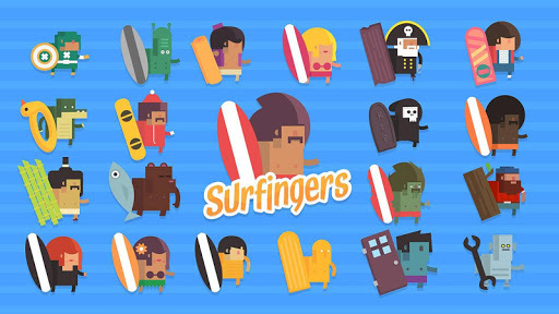 Surfingers APK screenshot 1