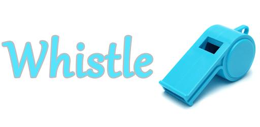 Whistle pc screenshot