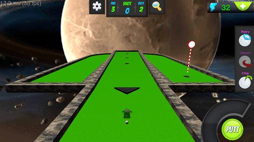 Mini Golf Stars 2 APK screenshot 1