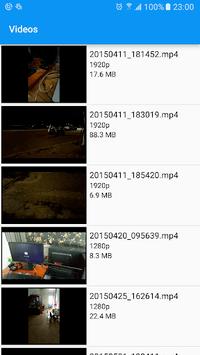 VPlayer APK screenshot 1