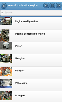 Internal combustion engine APK screenshot 1