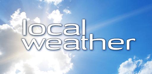 Local Weather Radar & Forecast pc screenshot