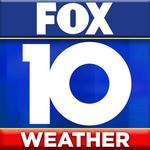 FOX10 Weather Mobile, Alabama icon