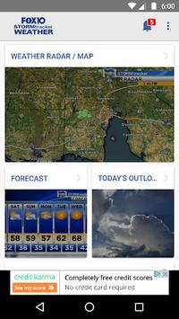 FOX10 Weather Mobile, Alabama APK screenshot 1