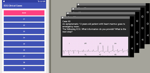 ECG 100 Clinical Cases pc screenshot