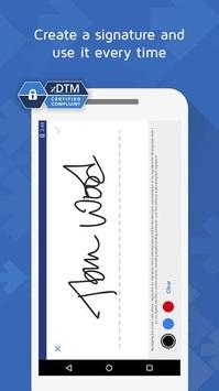 DocuSign - Upload & Sign Docs APK screenshot 1