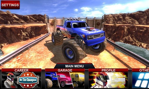 Offroad Legends - Hill Climb APK screenshot 1