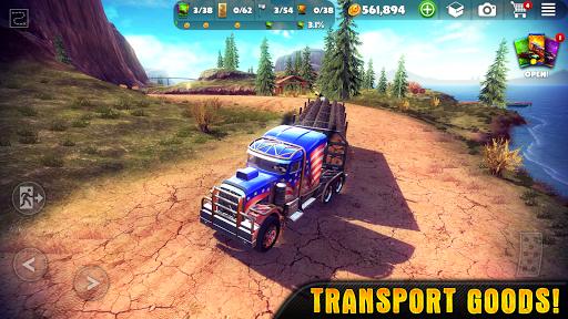 Off The Road - OTR Open World Driving APK screenshot 1
