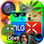 MLG Photo Editor: Gaming Memes icon