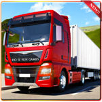 Real Truck Driver Cargo Simulator icon
