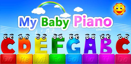 My baby Piano pc screenshot