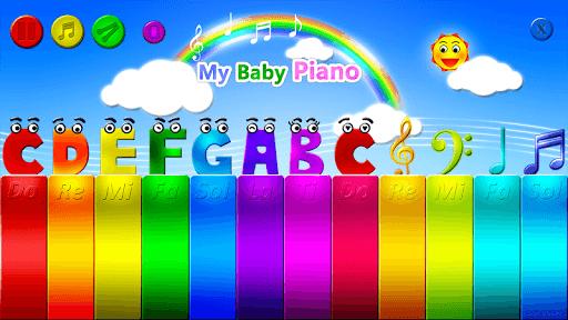 My baby Piano APK screenshot 1