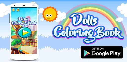 Coloring Book Surprise Dolls, LoL pc screenshot