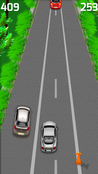 Highway Driving Game APK screenshot 1