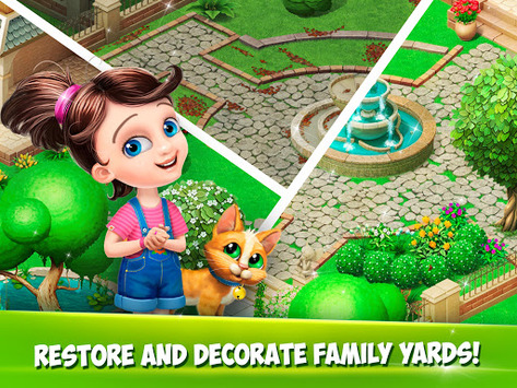Family Yards: Memories Album APK screenshot 1