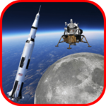 Apollo Space Flight Agency - Spaceship Simulator icon