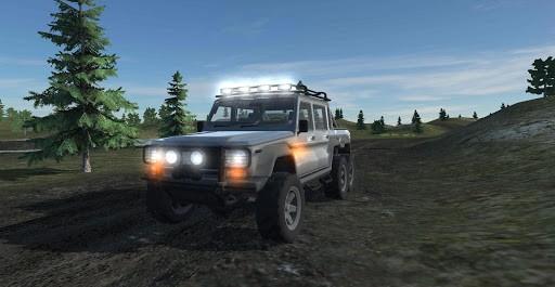 REAL Off-Road 2 8x8 6x6 4x4 APK screenshot 1