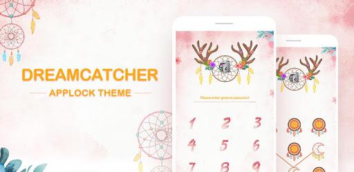 AppLock Theme Dreamcatcher pc screenshot