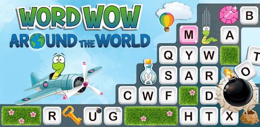 Word Wow Around the World pc screenshot
