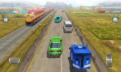 Turbo Driving Racing 3D APK screenshot 1