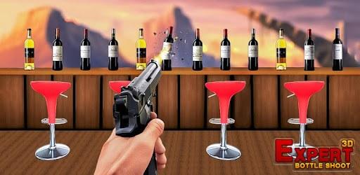 Real Bottle Shooting Free Games pc screenshot