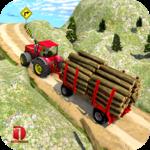 Drive Tractor Offroad Cargo- Farming Games APK icon