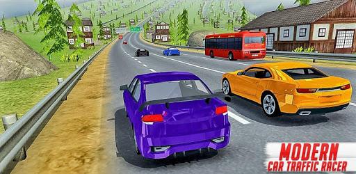 Modern Car top drift Traffic Race- free games pc screenshot