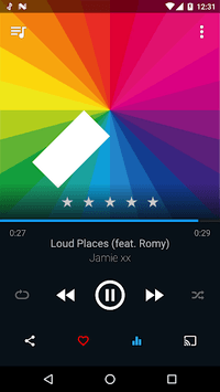doubleTwist Music & Podcast Player with Sync APK screenshot 1