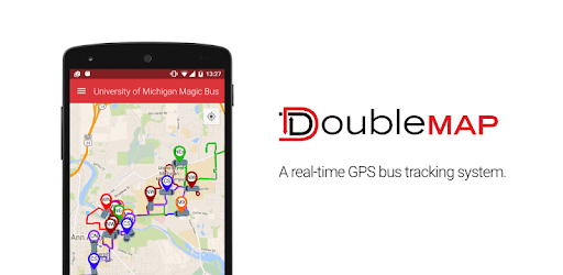 DoubleMap GPS pc screenshot